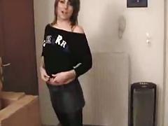 Slut fucked hard at home - sibel18 com