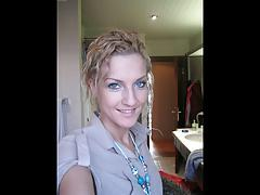 Amazing Hot Blonde Swinger