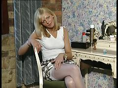 British Slut Angie