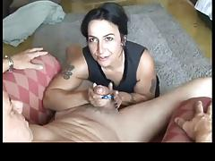 Beautiful Milf Loves Cock BVR