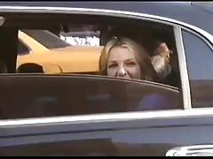 Young Britney Spears flashes her butt to paparazzi