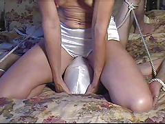 In Panty Facesitting