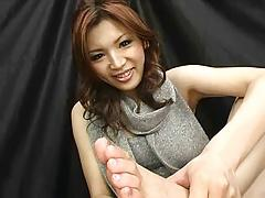 Fetish japanese feet