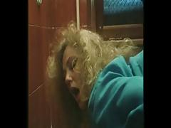 marina lotar sex in the bathroom