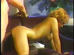 leather couch sex session