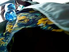 Upskirt Pantyhose 10 Frontal