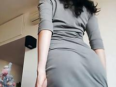 ass in this dress