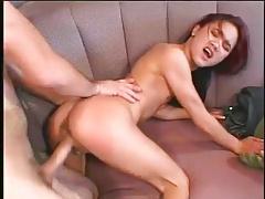 Petite Teenie, Luppe -Small Tits - Pussy fucked hard.