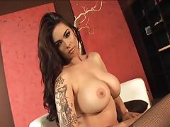 Big Ass & Big Tits - Tattoo