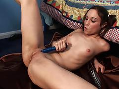 Amber Rayne Solo Squirting