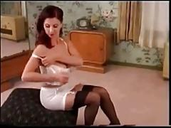 Milf strips for us