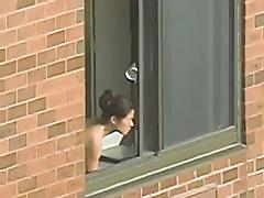topless chinese girl voyeur