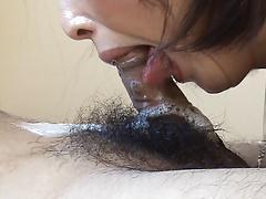 She like cum in mouth 11
