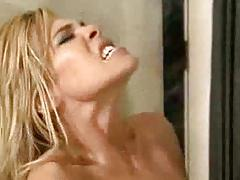 Blonde Twins Anal Fucked In The Bath 724adult com