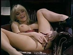 British slut Yvonne gets fucked up the arse