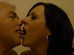 Silver Stallion and Tiffinay Kissing and Cumming