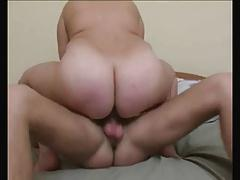 Chubby Mature Get Fucked by Boy