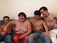 Nursing Home Sluts. Scene 2