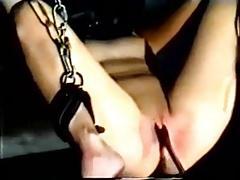 pussy spanking by wf