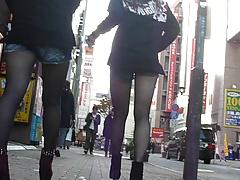 candid asian pantyhose 9
