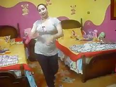 arab homemade dance