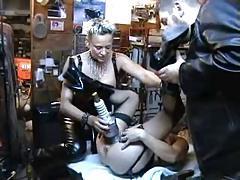 Kinky tubes