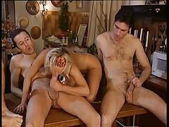 Meridian Aka (Swedlana) Hardcore Threesome Fuck