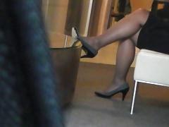 Crossed Legs 1