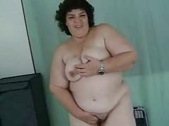 Tall and Ugly BBw fucked by boyfriend