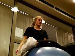 En el gym 18