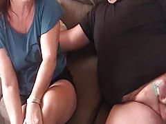 Cuckold Jerk Off With Her Panties Instruction
