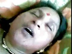 Northindian Mature Village Couples homemade fuck