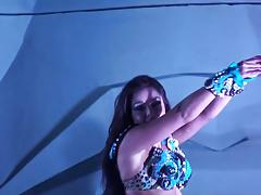 Alla Kushnir sexy Belly Dance part 111