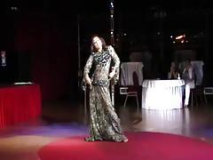 Alla Kushnir sexy Belly Dance part 110