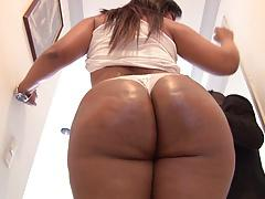 Hot Sexy Fat Assed Latina Santana