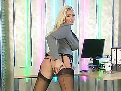 Lucy Zara in the RLC Office again