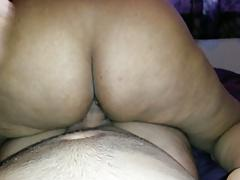 indian gf riding my cock