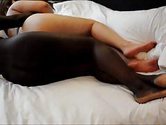 chubby hotwife getting it from a stud