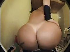 Brazilian Huge Butt Soraya in Anal Sex - negrofloripa