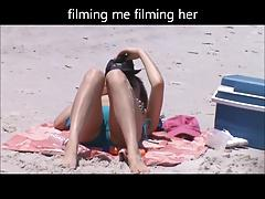 candid jax beach spy crotch shot 96, cameltoe films back