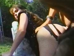 vintage milf hitchhiker fuccked in heels