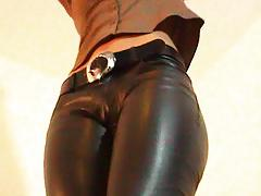 Leather tubes