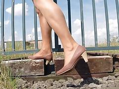 Feet and Legs Outdoor ll