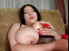 Japanese big mama