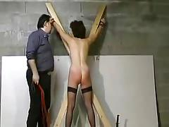 Hairy French Housewife Fucked hard