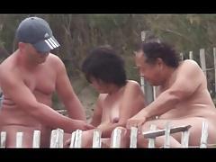 Nude Beach - Exhibitionist Pt 02
