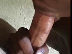 Black Twink Cums From Sucking Verbal White
