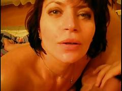 Marina Do Russian Slut  Throat Fucked