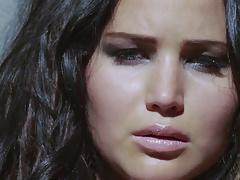Jennifer Lawrence - Wide Awake (Video shoot)