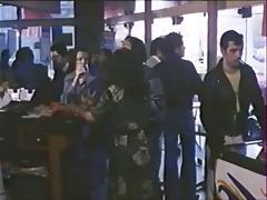 Brigitte Lahaie fucked on a pinball machine
